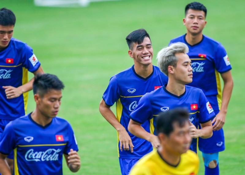 U-23 Việt Nam 'luyện công' chờ 'đấu' Oman - ảnh 5