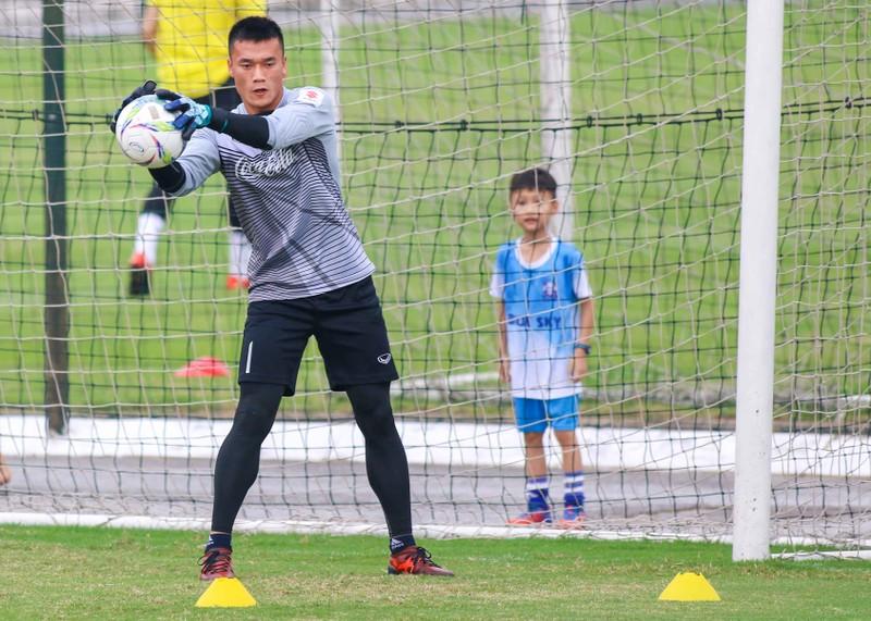 U-23 Việt Nam 'luyện công' chờ 'đấu' Oman - ảnh 6