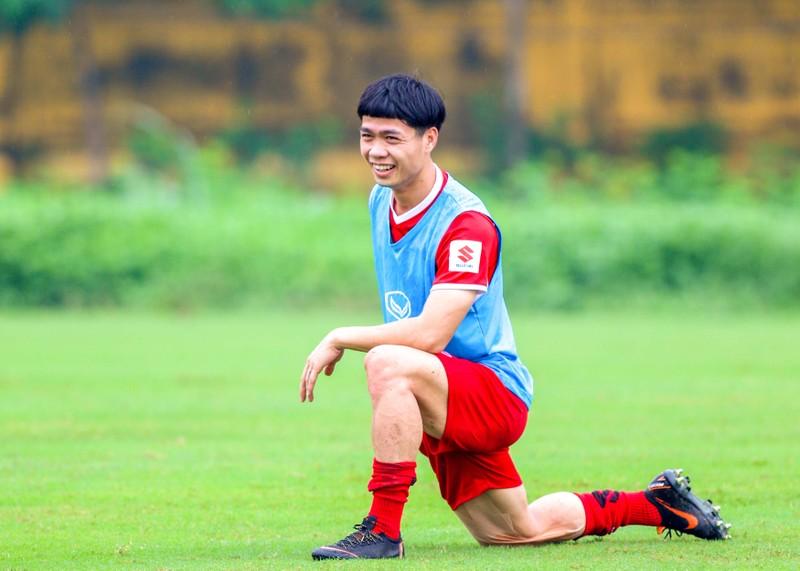 Buổi tập vắng Xuân Trường và HLV Park Hang-seo của U-23 VN - ảnh 7