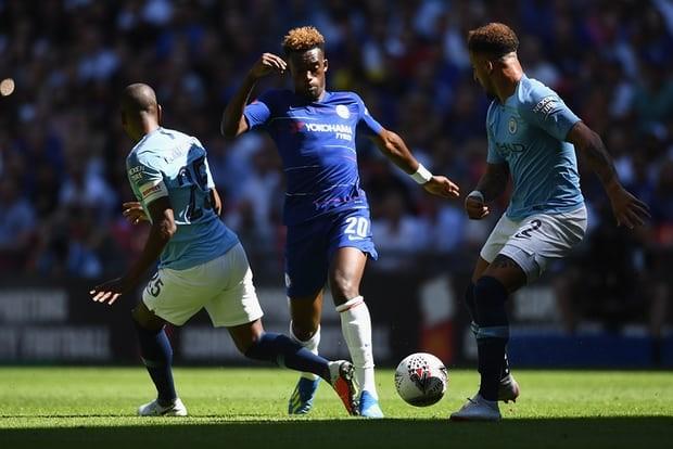 Aguero 'lên đồng', Man City hạ Chelsea vô địch siêu cúp Anh - ảnh 2