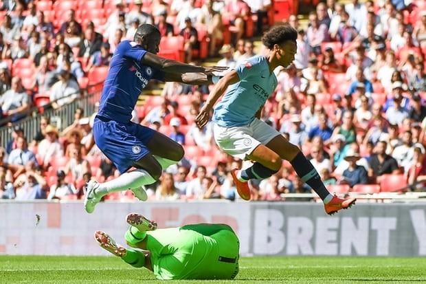 Aguero 'lên đồng', Man City hạ Chelsea vô địch siêu cúp Anh - ảnh 4