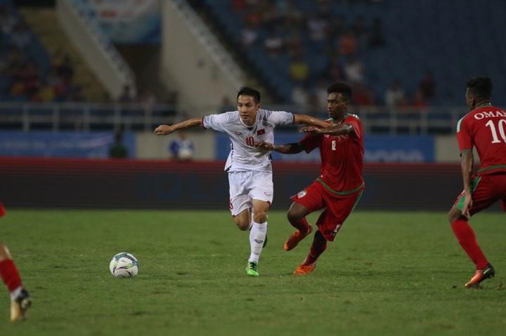 Văn Hậu lập siêu phẩm, U-23 Việt Nam thắng Oman phút 89 - ảnh 2