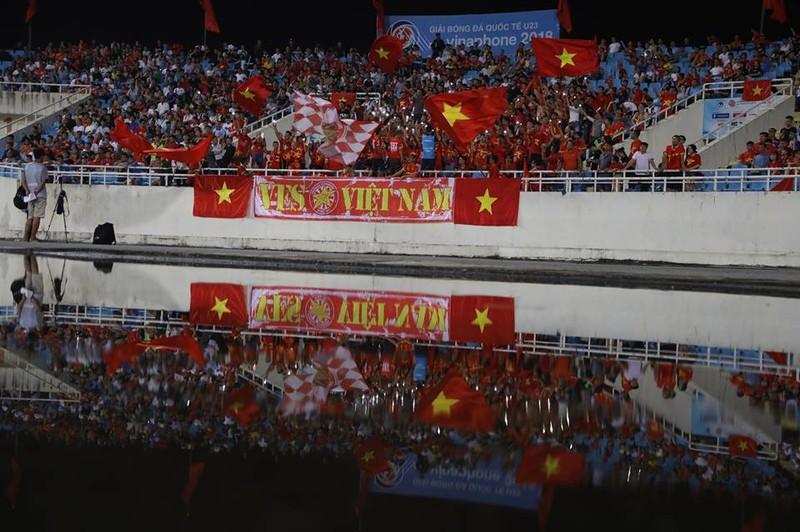 Văn Hậu lập siêu phẩm, U-23 Việt Nam thắng Oman phút 89 - ảnh 11