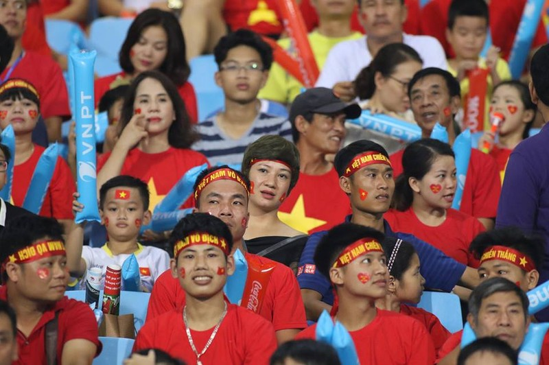 Văn Hậu lập siêu phẩm, U-23 Việt Nam thắng Oman phút 89 - ảnh 27