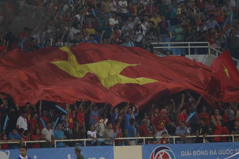 Văn Hậu lập siêu phẩm, U-23 Việt Nam thắng Oman phút 89 - ảnh 5