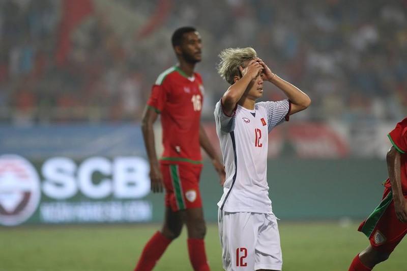 Văn Hậu lập siêu phẩm, U-23 Việt Nam thắng Oman phút 89 - ảnh 3