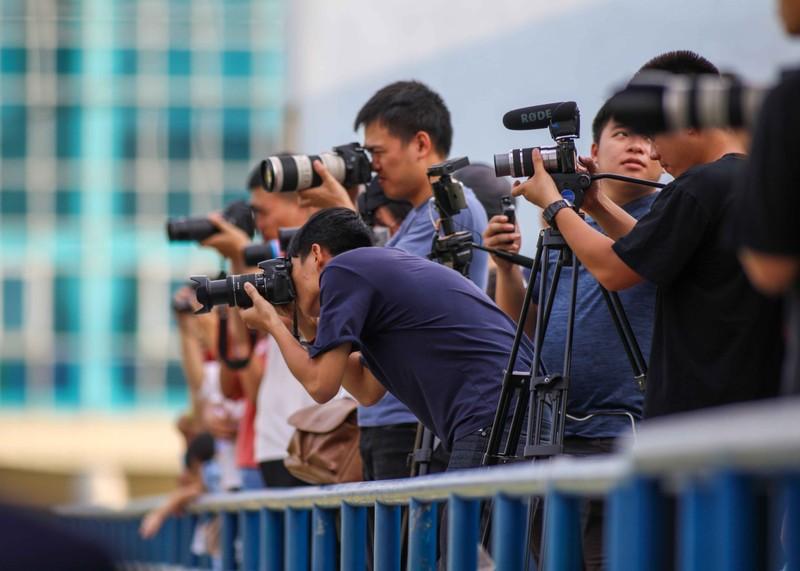 U-23 Việt Nam tập luyện hăng say chờ tái đấu U-23 Uzbekistan - ảnh 1