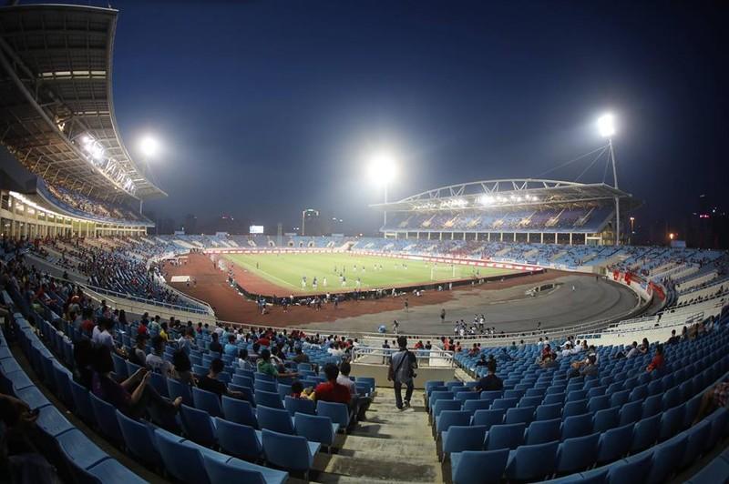 Hòa Uzbekistan, U-23 Việt Nam đăng quang trên sân Mỹ Đình - ảnh 26