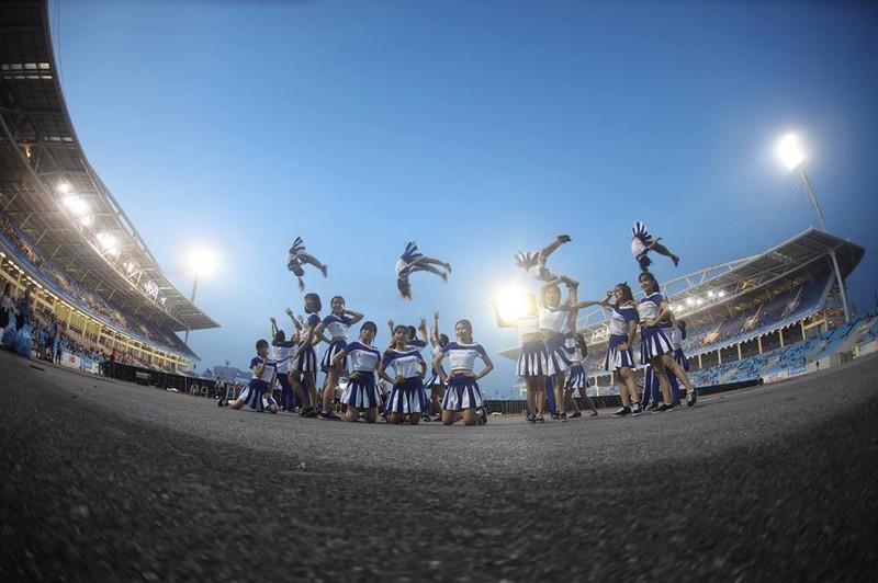 Hòa Uzbekistan, U-23 Việt Nam đăng quang trên sân Mỹ Đình - ảnh 28