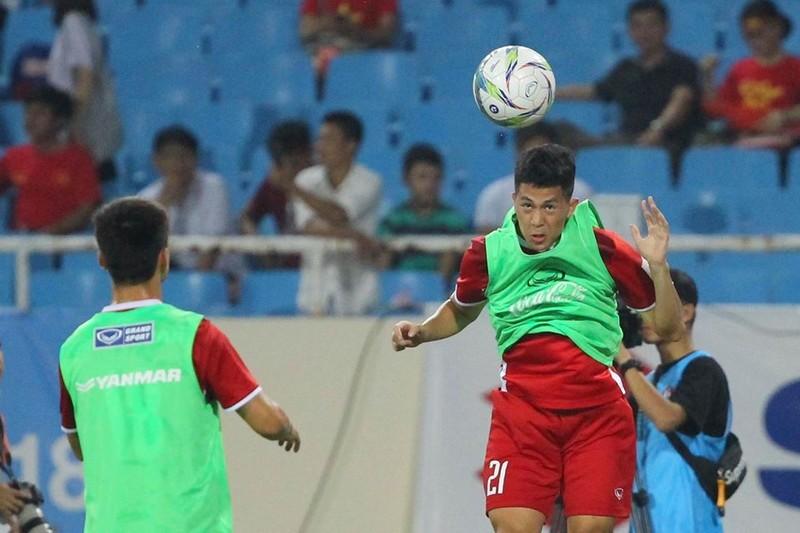 Hòa Uzbekistan, U-23 Việt Nam đăng quang trên sân Mỹ Đình - ảnh 24