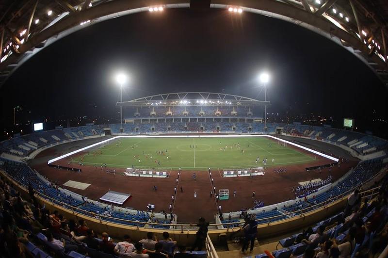 Hòa Uzbekistan, U-23 Việt Nam đăng quang trên sân Mỹ Đình - ảnh 25