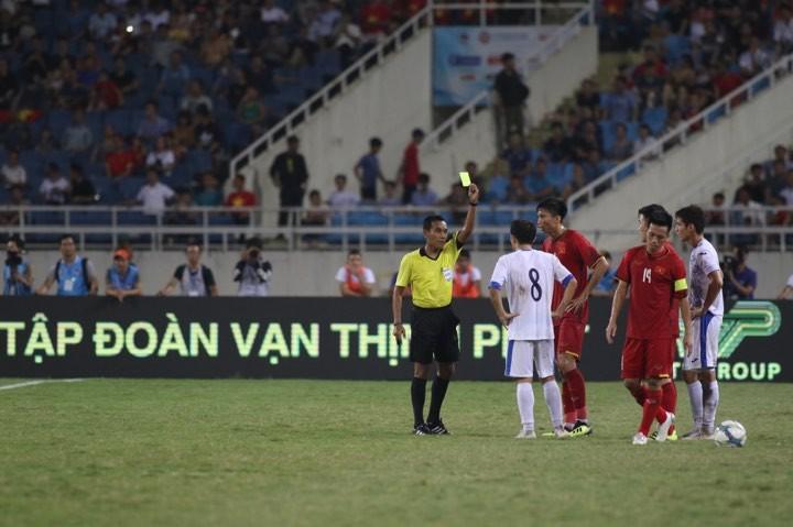 Hòa Uzbekistan, U-23 Việt Nam đăng quang trên sân Mỹ Đình - ảnh 10