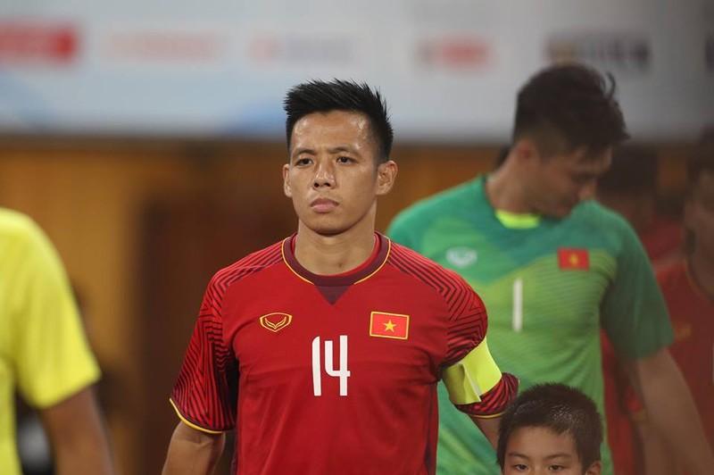 Hòa Uzbekistan, U-23 Việt Nam đăng quang trên sân Mỹ Đình - ảnh 16