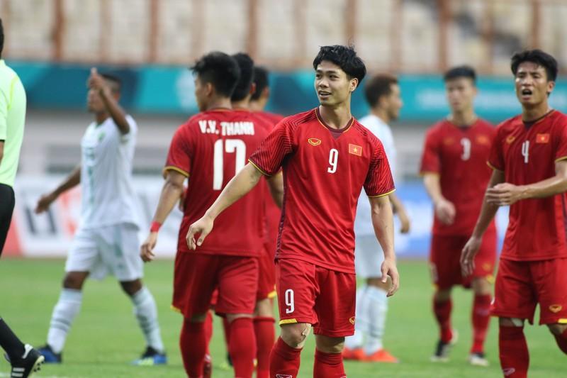 Công Phượng đá hỏng 2 quả 11m, Việt Nam vẫn thắng dễ Pakistan - ảnh 14