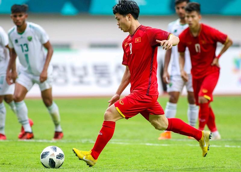 Nhìn lại màn khởi đầu của Olympic Việt Nam tại Asiad 18 - ảnh 24