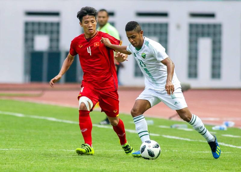 Nhìn lại màn khởi đầu của Olympic Việt Nam tại Asiad 18 - ảnh 20