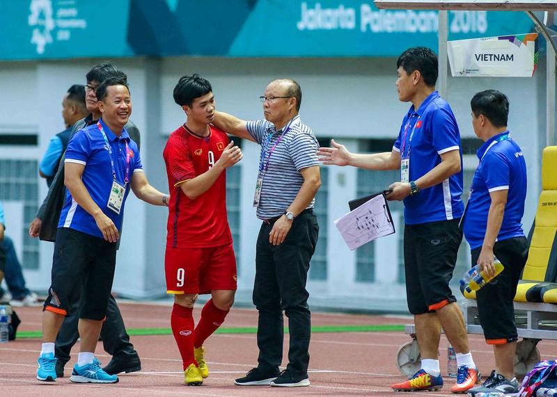 Nhìn lại màn khởi đầu của Olympic Việt Nam tại Asiad 18 - ảnh 31
