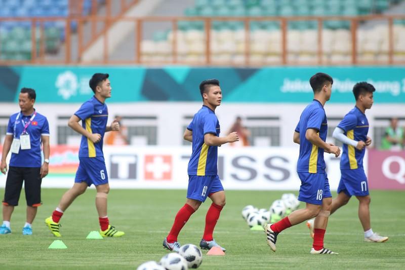 Công Phượng đá hỏng 2 quả 11m, Việt Nam vẫn thắng dễ Pakistan - ảnh 46