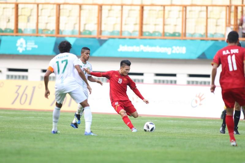 Công Phượng đá hỏng 2 quả 11m, Việt Nam vẫn thắng dễ Pakistan - ảnh 23