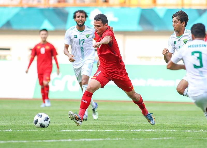 Nhìn lại màn khởi đầu của Olympic Việt Nam tại Asiad 18 - ảnh 12