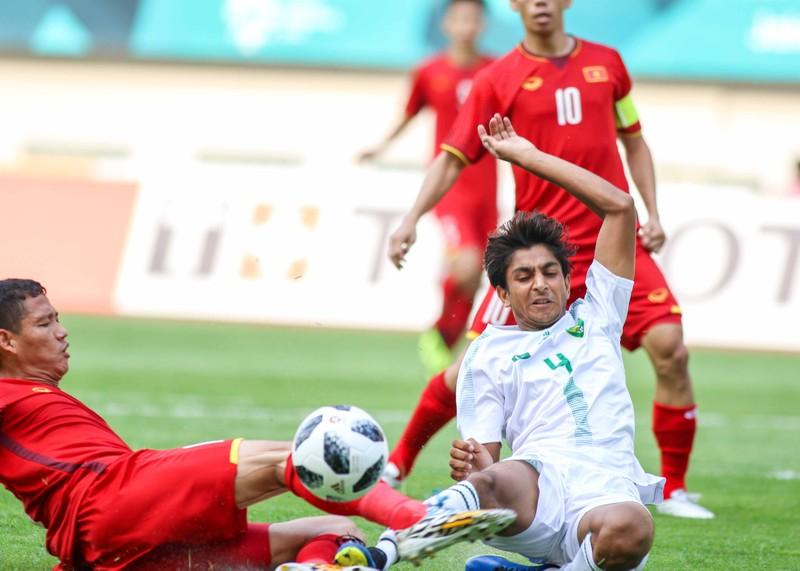 Nhìn lại màn khởi đầu của Olympic Việt Nam tại Asiad 18 - ảnh 7