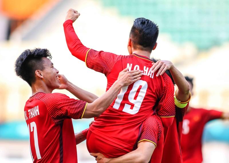 Nhìn lại màn khởi đầu của Olympic Việt Nam tại Asiad 18 - ảnh 10