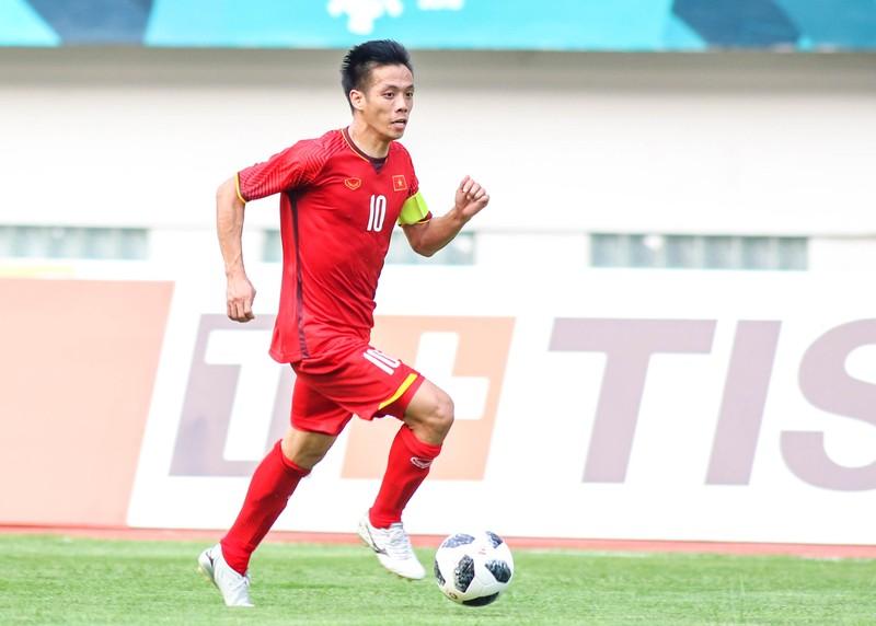 Nhìn lại màn khởi đầu của Olympic Việt Nam tại Asiad 18 - ảnh 13