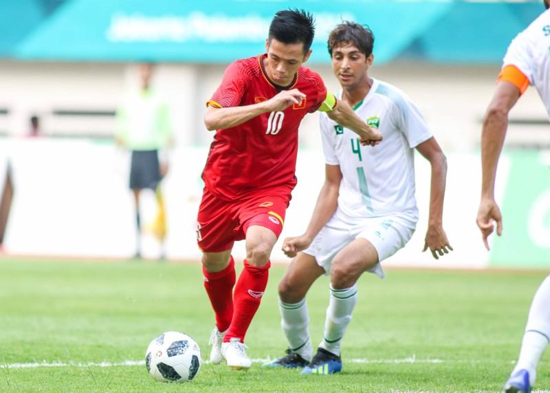 Nhìn lại màn khởi đầu của Olympic Việt Nam tại Asiad 18 - ảnh 14