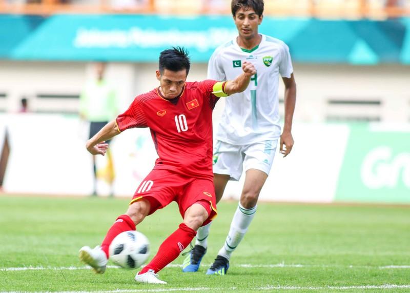 Nhìn lại màn khởi đầu của Olympic Việt Nam tại Asiad 18 - ảnh 15