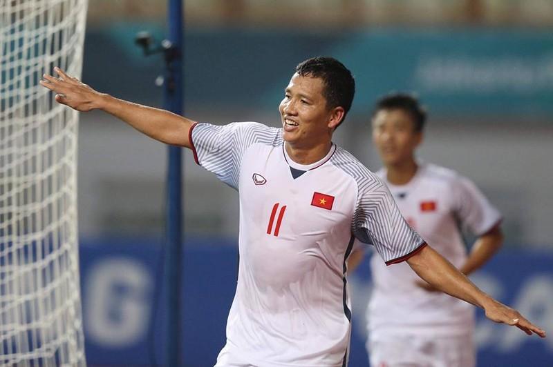 Olympic Việt Nam chính thức vào vòng knock-out Asiad 18 - ảnh 20