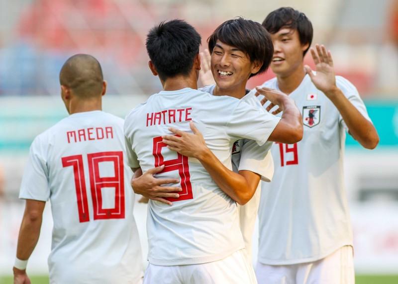 Nhật Bản thắng nhanh Pakistan,Việt Nam làm gì để giữ ngôi đầu? - ảnh 2