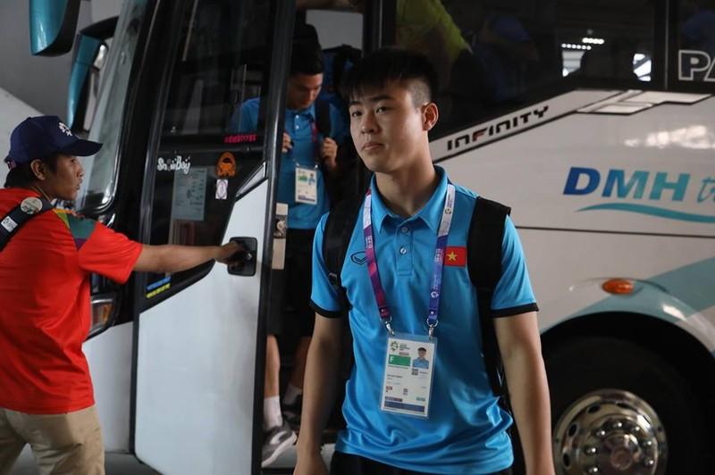 Olympic Việt Nam chính thức vào vòng knock-out Asiad 18 - ảnh 57