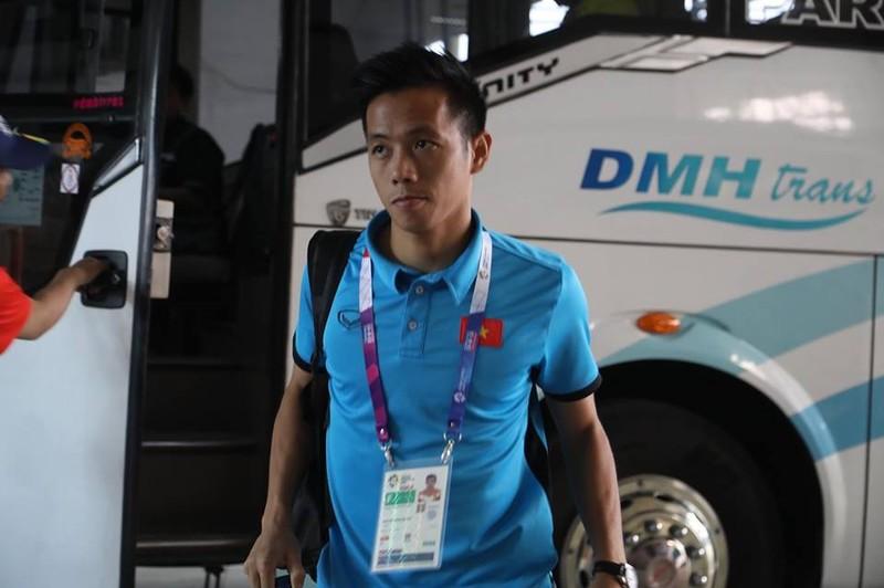 Olympic Việt Nam chính thức vào vòng knock-out Asiad 18 - ảnh 58