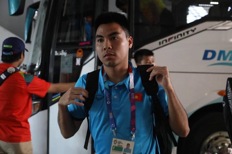 Olympic Việt Nam chính thức vào vòng knock-out Asiad 18 - ảnh 61