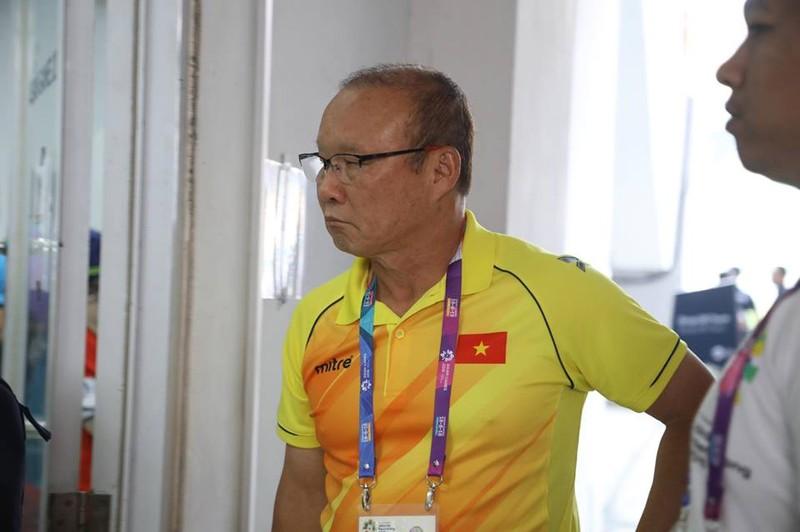 Olympic Việt Nam chính thức vào vòng knock-out Asiad 18 - ảnh 49