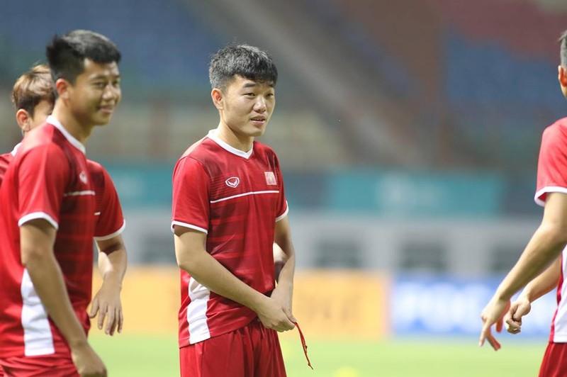Olympic Việt Nam chính thức vào vòng knock-out Asiad 18 - ảnh 39