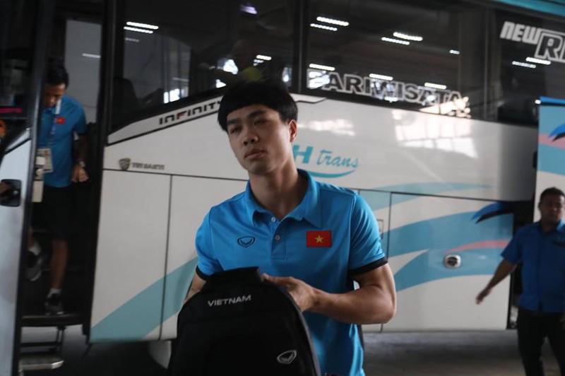 Olympic Việt Nam chính thức vào vòng knock-out Asiad 18 - ảnh 51