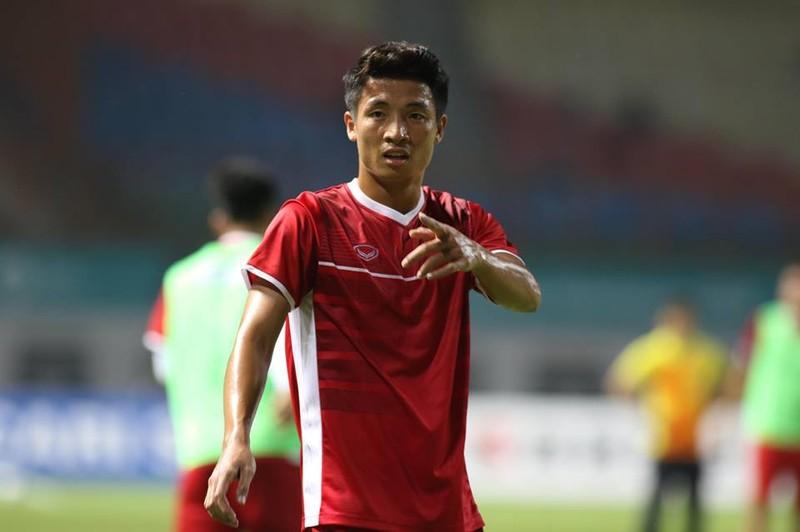 Olympic Việt Nam chính thức vào vòng knock-out Asiad 18 - ảnh 28