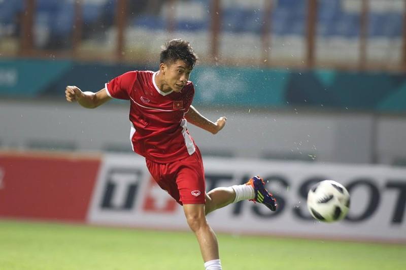 Olympic Việt Nam chính thức vào vòng knock-out Asiad 18 - ảnh 46