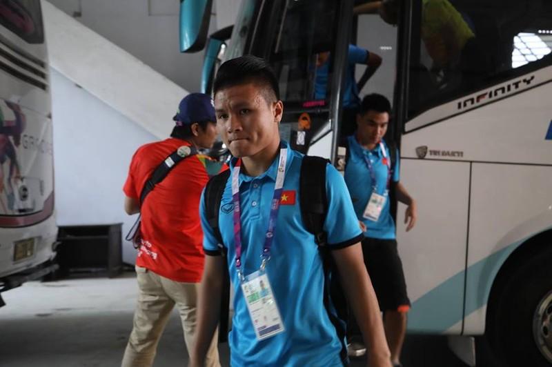 Olympic Việt Nam chính thức vào vòng knock-out Asiad 18 - ảnh 54