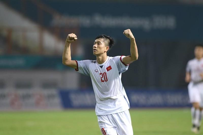 Olympic Việt Nam chính thức vào vòng knock-out Asiad 18 - ảnh 7