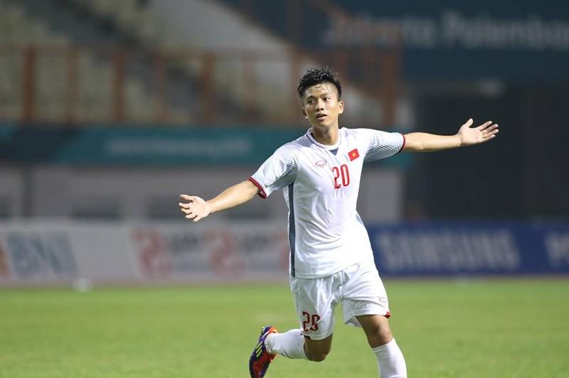 Olympic Việt Nam chính thức vào vòng knock-out Asiad 18 - ảnh 10
