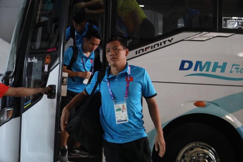Olympic Việt Nam chính thức vào vòng knock-out Asiad 18 - ảnh 55