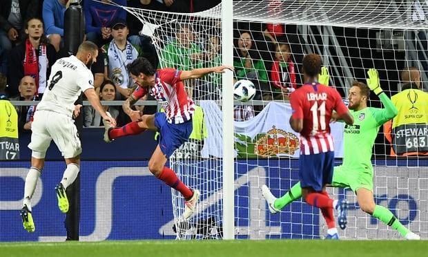 Costa rực sáng, Atletico trả hận Real vô địch siêu cúp châu Âu - ảnh 2
