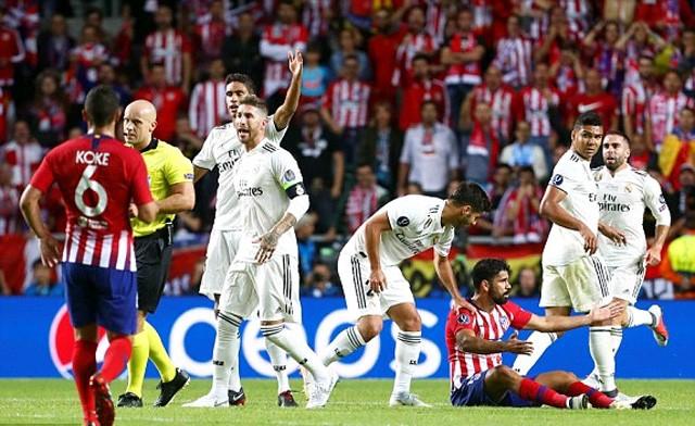 Costa rực sáng, Atletico trả hận Real vô địch siêu cúp châu Âu - ảnh 3