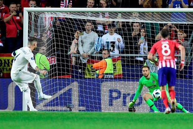 Costa rực sáng, Atletico trả hận Real vô địch siêu cúp châu Âu - ảnh 4