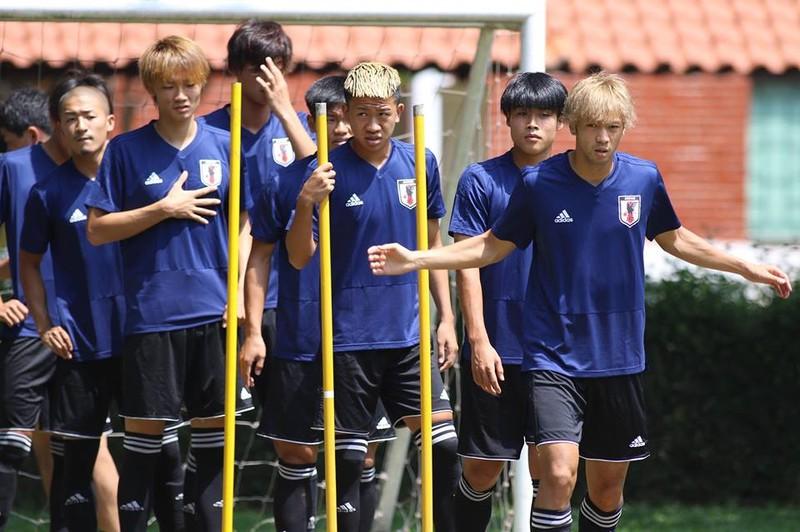 HLV Moriyasu Hajime: 'Olympic Việt Nam là đội bóng rất mạnh' - ảnh 6