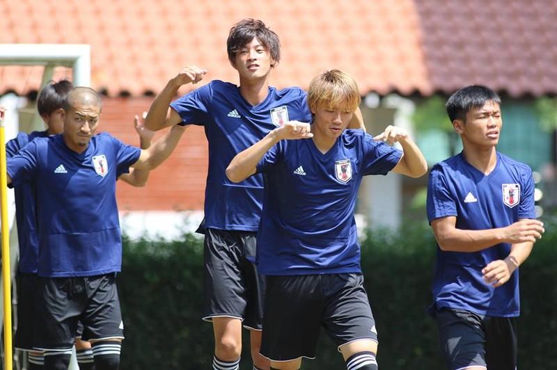 HLV Moriyasu Hajime: 'Olympic Việt Nam là đội bóng rất mạnh' - ảnh 7