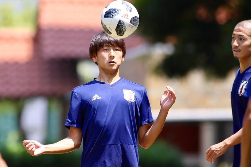 HLV Moriyasu Hajime: 'Olympic Việt Nam là đội bóng rất mạnh' - ảnh 9