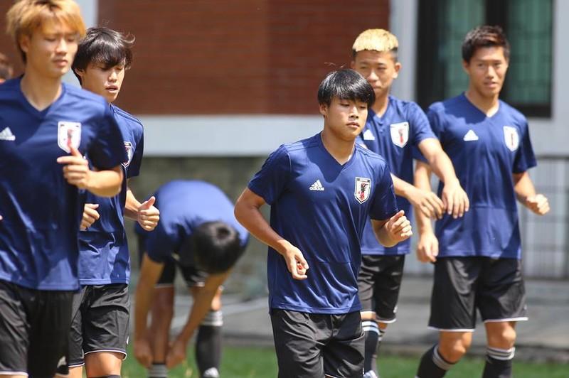 HLV Moriyasu Hajime: 'Olympic Việt Nam là đội bóng rất mạnh' - ảnh 11